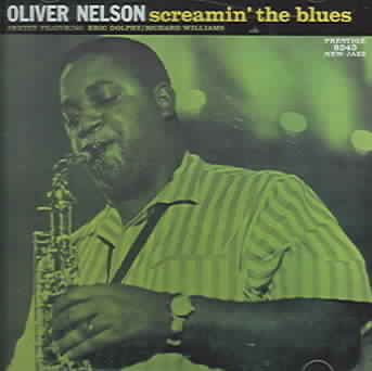 SCREAMIN THE BLUES BY NELSON,OLIVER (CD)